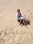 Esther on the beach1
